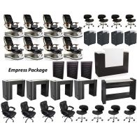 Empress 49 pcs package