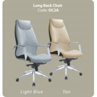 LZ - Long Back 2 Customer Chair