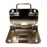 Footrest Mechanism for Toepia GX