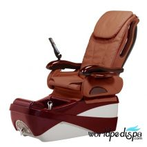 Chocolate 777-SE Pedicure ChairChocolate 777-SE Pedicure Chair