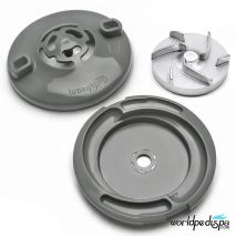 Gulfstream ID Cover Set Assembly with Impeller