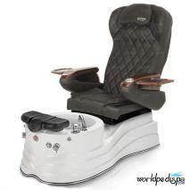 GGulfstream La Trento Pedicure Chair - Black