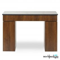 Gulfstream Paris Manicure Table - Front View
