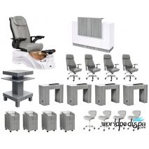 26 pcs Pleroma Spa Package