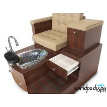 Gulfstream GS Paris Pedicure BenchGulfstream GS Paris Pedicure Bench