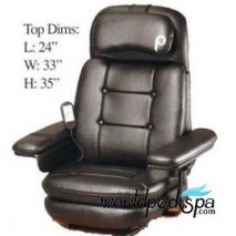 PS 88 Sorrento Portable Pedicure Chair
