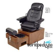 PS 93 Footsie Portable Pedicure Chair