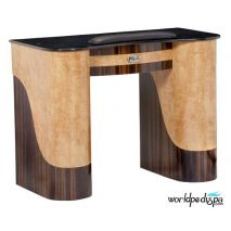 Cherry/Chestnut Color - T105 Nail Table