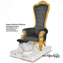 Queen Pedicure PlatformQueen Pedicure PlatformQueen Pedicure Platform