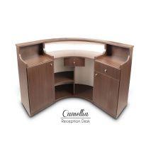 Backview - Reception Desks for Salons