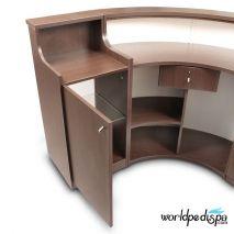 detail -Reception Desks for Salons
