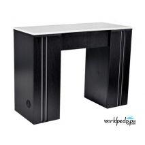 White/White -  WS- NM-905 Nail Table w/ Ventilation