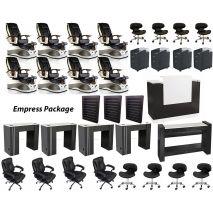 Empress 49 pcs package