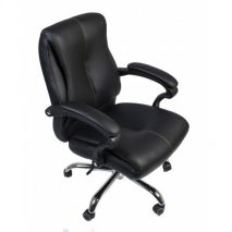 Black Customer Chair