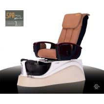 L240 spa chair - Cappuccino