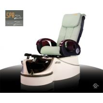 Z470 spa chair - Pale Green