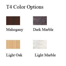 T4 Color Options