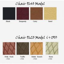 Chair colors