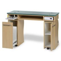 La Rose Manicure Table