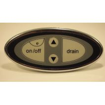 European Touch Button 4 Functions with Up/Down