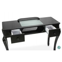 BLACK FIONA MAINICURE NAIL TABLE