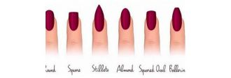 """You Could Never Believe This – """"Nail Shape and Crafty Nail Art"""""""