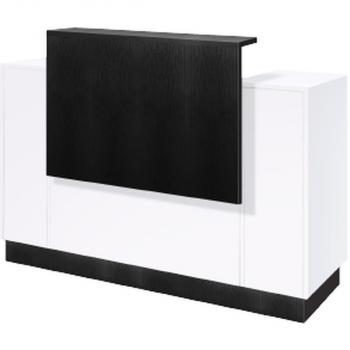 SC06 White with Black Quartz Top