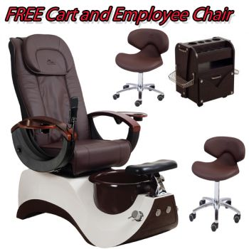 free cart and chair