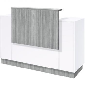 SC06 White with Gray Quartz Top