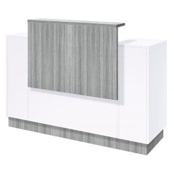 SC06 Gray with White Quartz Top