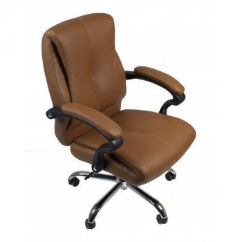 Cappuccino Customer Chair