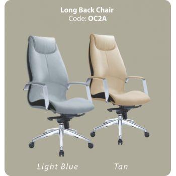LZ - Long Back 2 Customer Chair