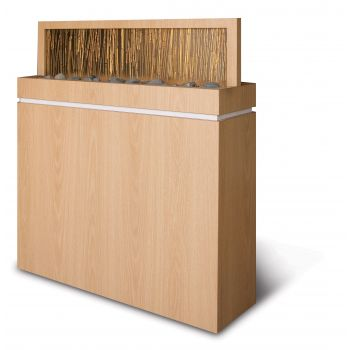 AN - Architec Bamboo Acrylic Divider
