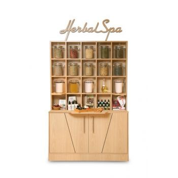 AN - Herbal Cabinet