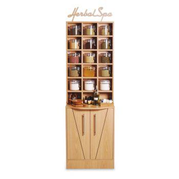 AN - Mini Herbal Cabinet