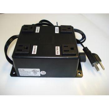 PSOA Power Outlet Box