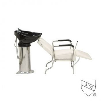 20 UPC Shampoo Pedestal Sink