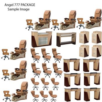Angel 777 Pedicure Spa Packages