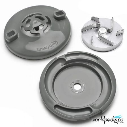 Gulfstream ID Cover Set Assembly w/ Impeller