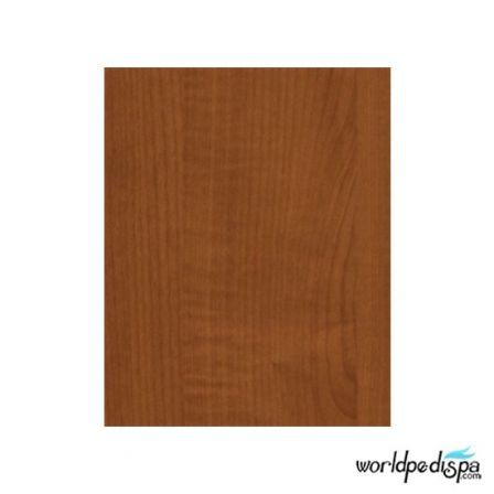 Gulfstream La Rose Double Manicure Table - Caramel Maple