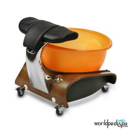 Gulfstream Mini Lavender Portable Pedicure Spa