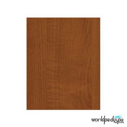 Gulfstream Paris Manicure Table - Caramel Maple