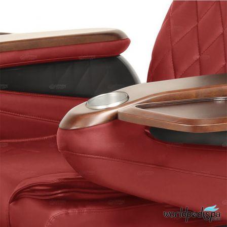 Gulfstream Camellia Pedicure Chair - Armrest