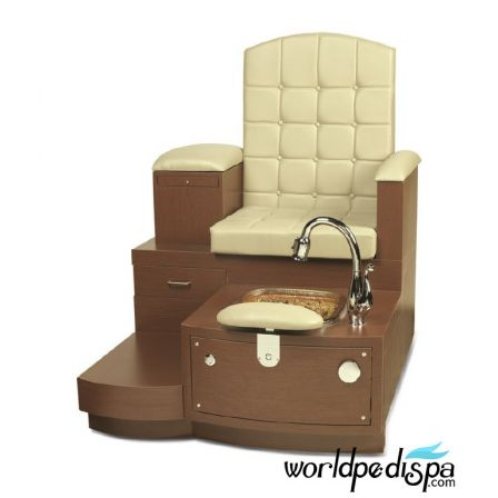 Gulfstream GS Paris Pedicure Bench