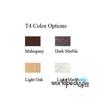 T4 Color Options