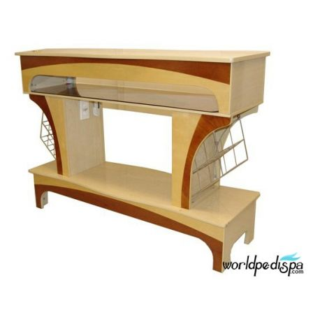 AYC - Bellevue Dryer Station - Nail Dryer Table for Salon & Spa