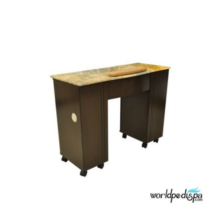 AYC - Berkeley Nail Table with  Full Marble