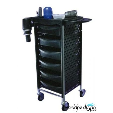 BS-DS-ST14RO Trolley with Foldable Side Panel