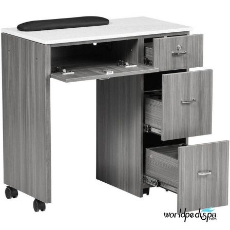 Manicure Table NM904Grey