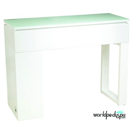 Mini Package -Valentino Lux Manicure Table (White)